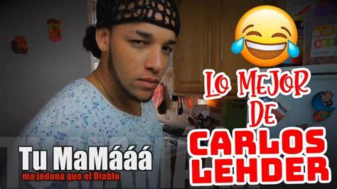 LO MEJOR DE CARLOS LEHDER #1 | HUMOR DOMINICANO | videos ...