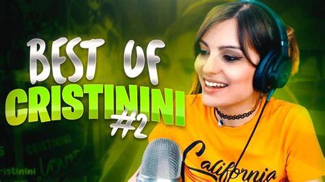 LO MEJOR DE CRISTININI #2 | Cristinini   YouTube