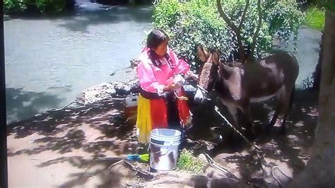 Lo mejor de La India María en su última telenovela.   YouTube