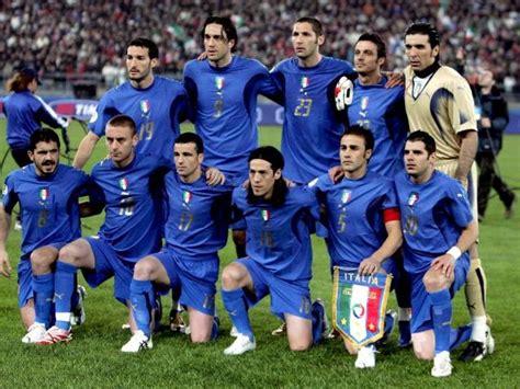 Lo Mejor del Futbol Mundial: Selección de fútbol de Italia