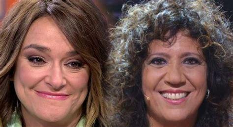 Lo que de verdad une a Toñi Moreno con Rosana:  Hemos ...