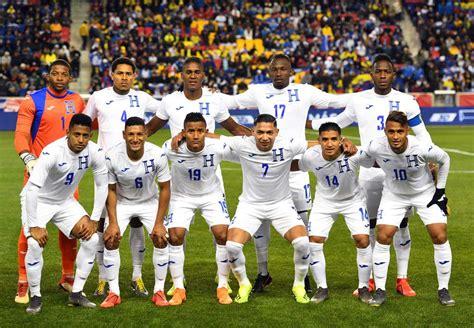 Lo que ganará Honduras por participar en la Copa Oro 2019 ...