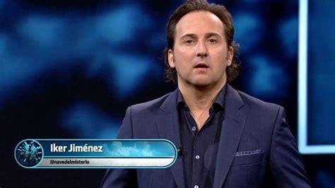 Lo que ha conseguido Iker Jiménez con su salto a Telecinco ...