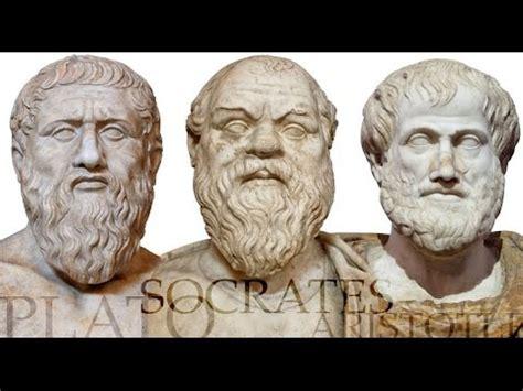 Lo que No Sabías de Aristóteles, Sócrates y Platón ...