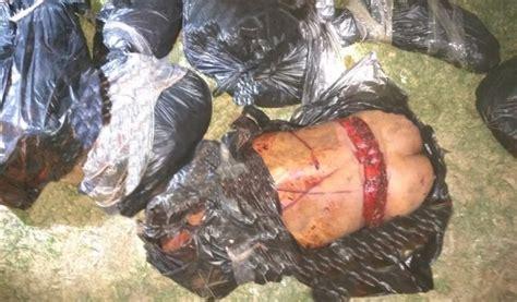 Localizan dos cuerpos mutilados y embolsados en San José ...