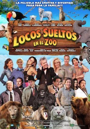 Locos sueltos en el zoo  2015    FilmAffinity