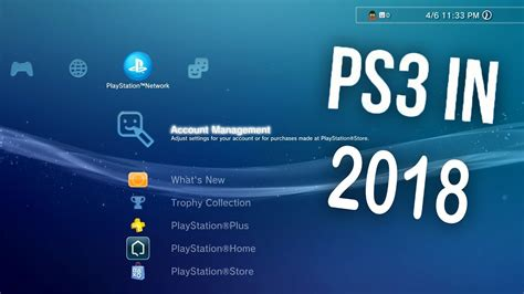 Logging into my PS3 Account in 2018   YouTube