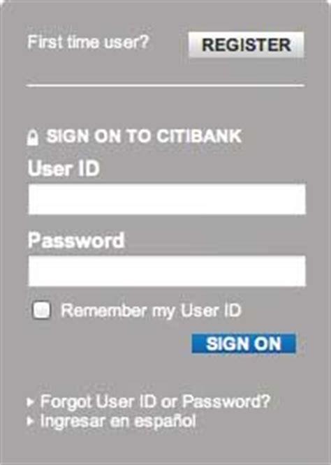Login to your banking account on myciti.com