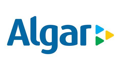 logo algar   Up Brasil
