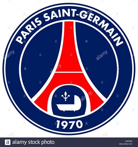 Logo of French football team Paris Saint Germain Football ...