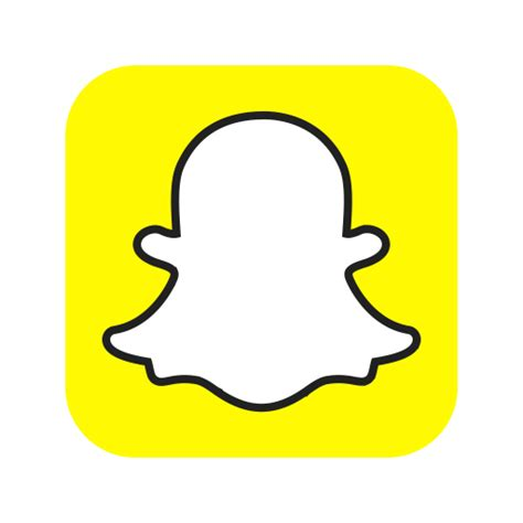 Logo, Snapchat, Application, Chat, photo, snap icon