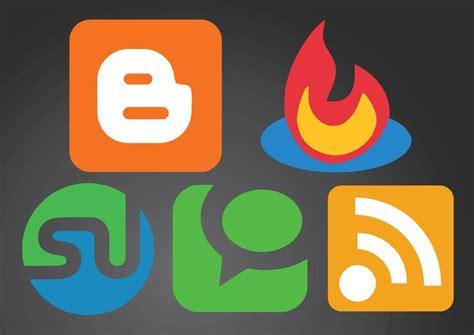 Logos de redes sociales | Descargar Vectores gratis