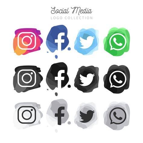 Logos redes sociales | Fotos y Vectores gratis