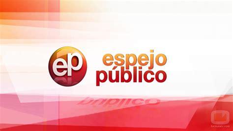 Logotipo de  Espejo público : Fotos   FormulaTV