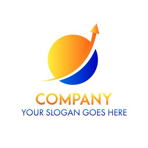 Logotipo de la empresa globo tecnología de negocios ...
