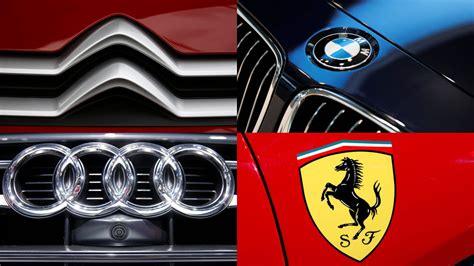 Logotipos y nombres de las marcas de coches: sus ...