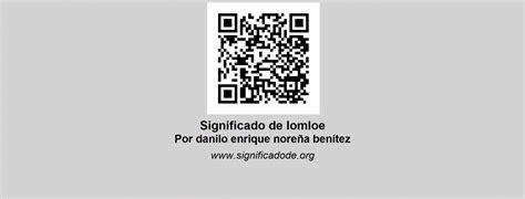 LOMLOE | Significado de lomloe por Danilo Enrique Noreña ...