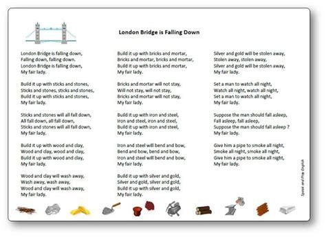 London Bridge Is Falling Down   Song and Lyrics   Nursery ...