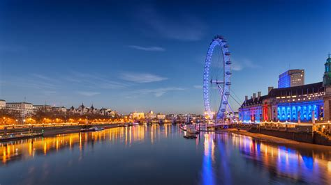 London Eye 4k Ultra Fondo de pantalla HD | Fondo de ...