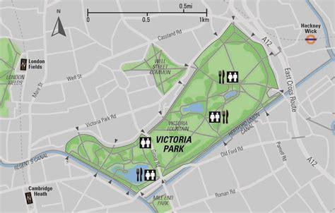London Running Hotspot: Victoria Park   Runner s Guide to ...