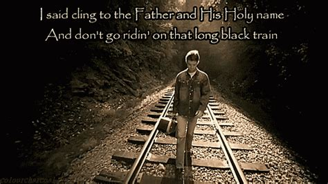 Long Black Train   Country Music Project