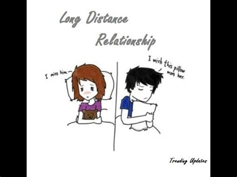 long distance love story through love song | true love ...