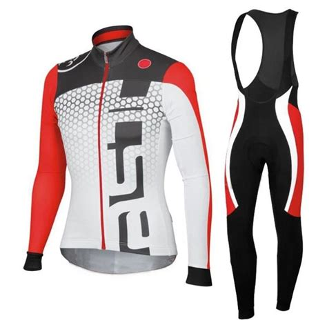Long Sleeve 2016 Cycling Jersey Bike Spring and Autumn ...