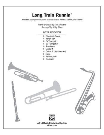 Long Train Runnin : B flat Tenor Saxophone: The Doobie ...