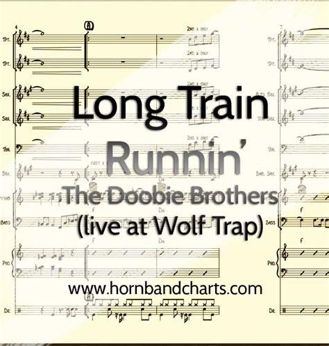 Long Train Runnin  Live at Wolf Trap horn chart   The ...