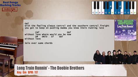 Long Train Runnin´   The Dobbie Brothers Piano Backing ...