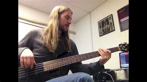 Long Train Runnin    The Doobie Brothers   Bass Cover by ...