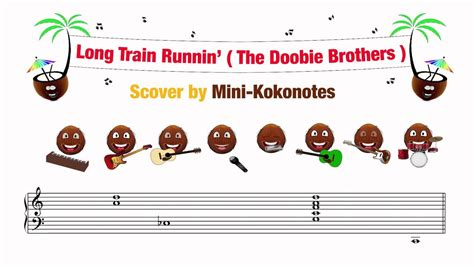 Long Train Runnin   The Doobie Brothers    Score / Cover ...