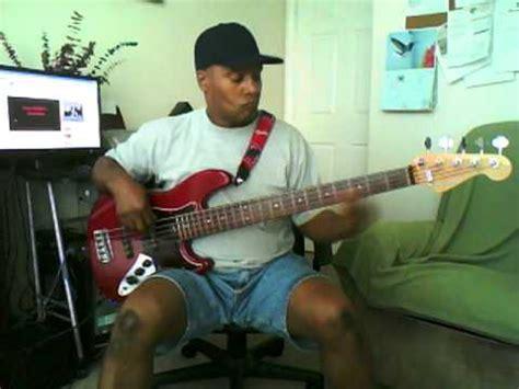 Long Train Running Bass Cover Donald Fleming   YouTube