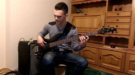 Long train running bass cover   YouTube