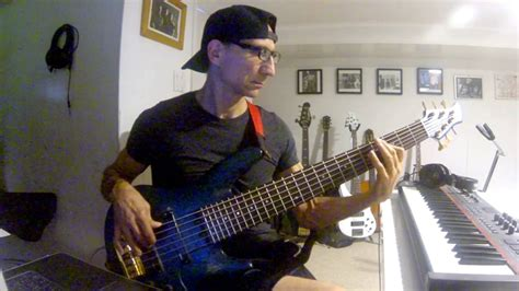 Long Train Running   The Doobie Brothers [bass cover ...