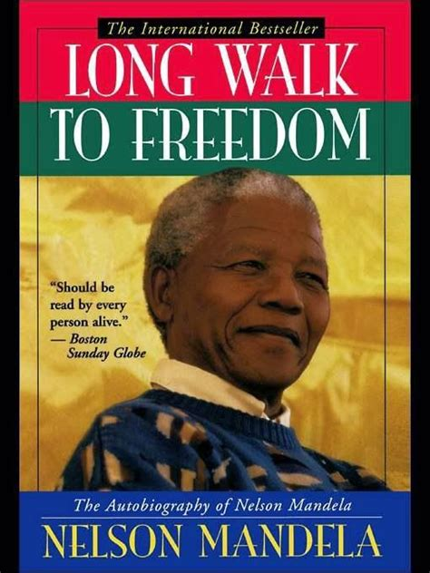 Long Walk To Freedom by Nelson Mandela Free EBook PDF ...