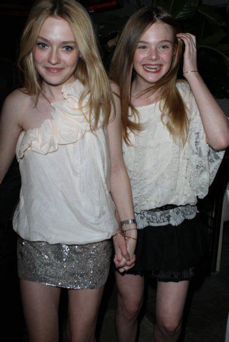 look alikes | Dakota and elle fanning, Dakota fanning ...