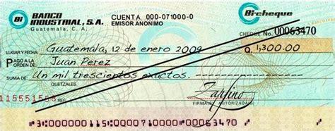 Look Filmes Locadora LTDA.: Exemplos de Cheques: