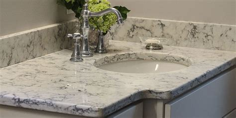 Looking for custom bathroom vanity tops with sinks in Atlanta?
