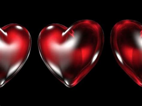 Loopable Moving Background  hearts  for Valentine s Day ...