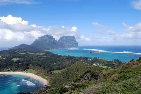 Lord Howe Island   Island in Australia   Thousand Wonders