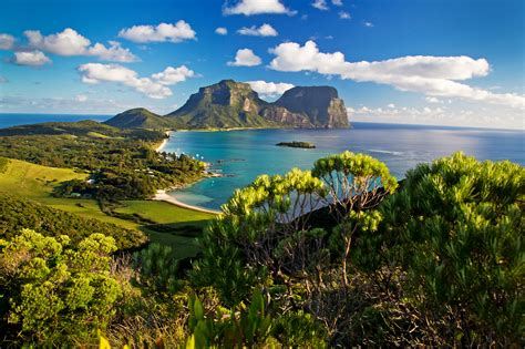 Lord Howe Island, The Outstanding Natural Beauty ...