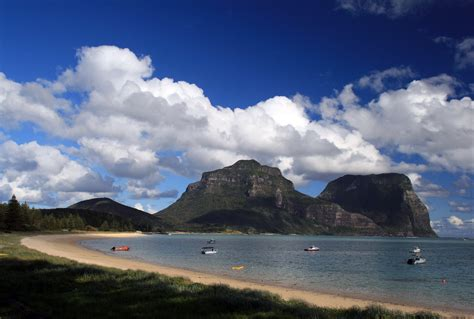 Lord Howe Island: Traumhafte subtropische Insel ...