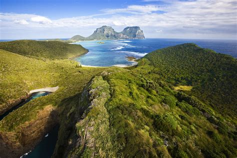 Lord Howe Islands Paradise at Australia   Gets Ready