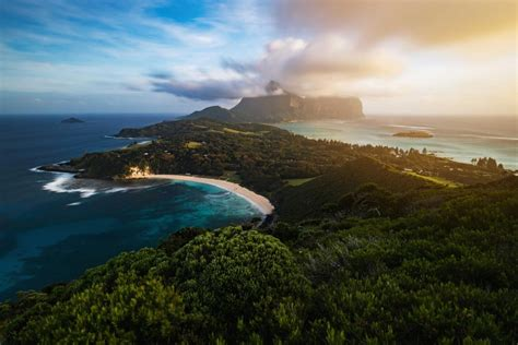 Lord Howe, la isla más bella y desconocida de Australia ...