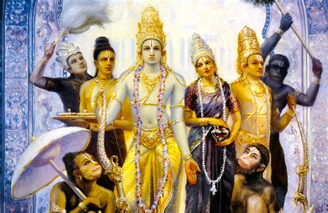 Lord Rama:Quintessential Leader | Blog