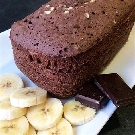 Lorena On Fit en Instagram: BIZCOCHO de choco banana AL ...