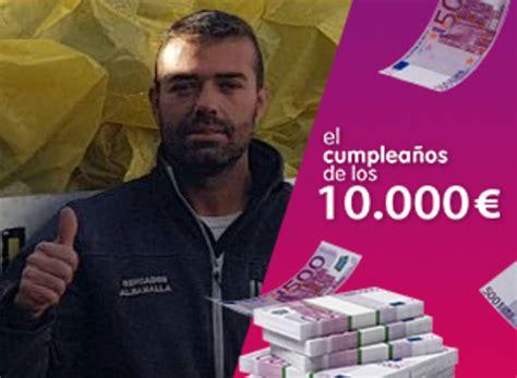 ¡Los 10.000 euros de hoy son para Miguel Ángel Gómez de ...