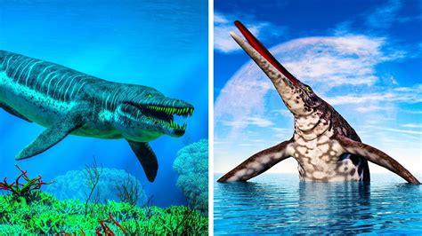 Los 10 dinosaurios marinos más grandes que existieron en ...