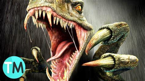 Los 10 Dinosaurios Más Peligrosos   YouTube